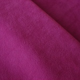 fleece stof hard rose